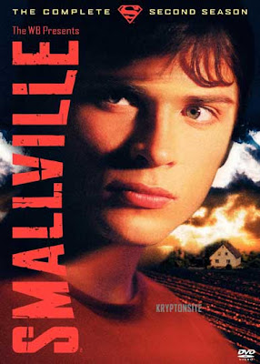 Descargar Smallville Segunda Temporada Completa