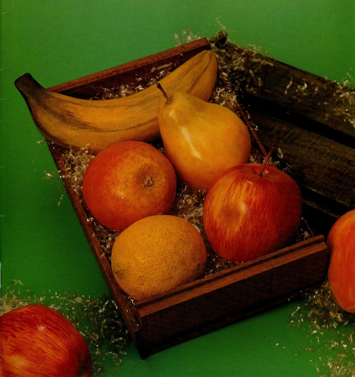 Frutas Y Verduras Echas Con Fomi