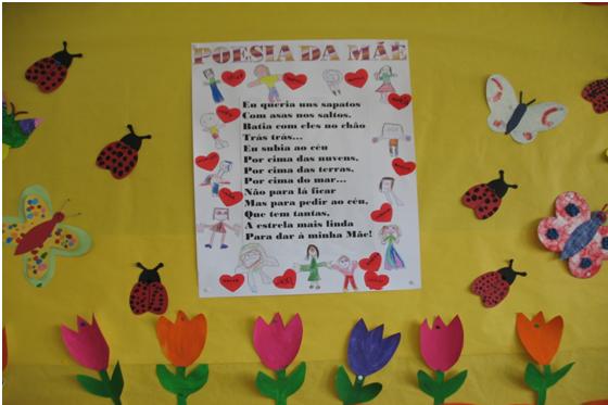 imagens jardim infancia:Livro que vai livro que vem: Dia da Mãe