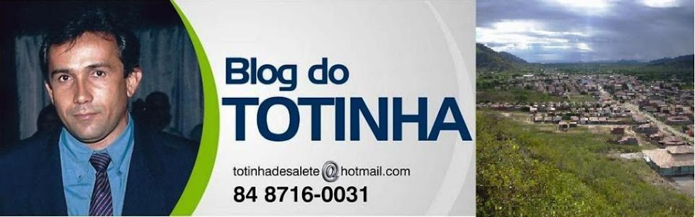 BLOG DO TOTINHA