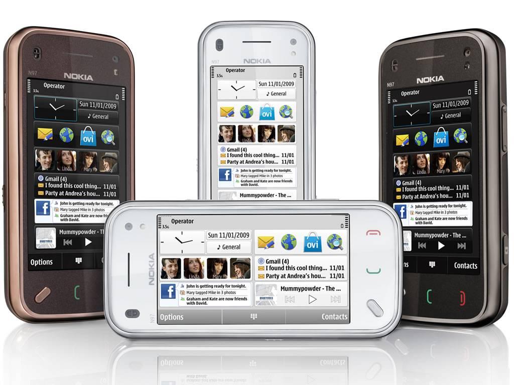 Nokia n97 white mini dresses