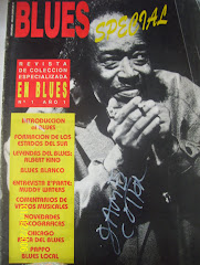 Blues Special Magazine. (1993)
