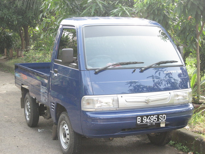 Di sewakan mobil suzuki pick up 2010