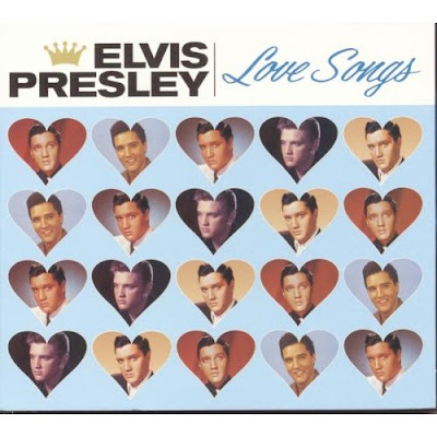 Front Elvis Presley Love Songs