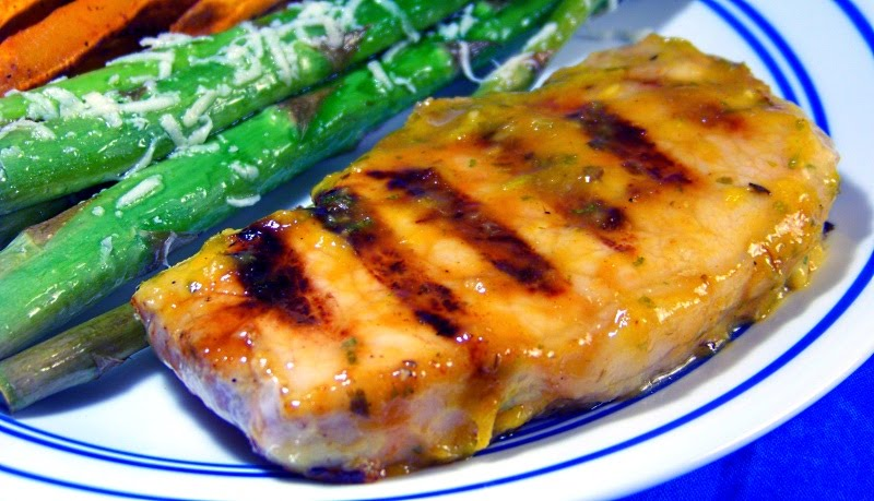 How Many Calories Are In Pork Chops Grilled On The Grill