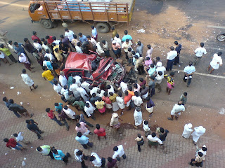 marikkurippu accidentanty time will be like thisin kerala
