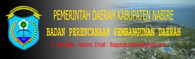 BAPPEDA KAB. NABIRE