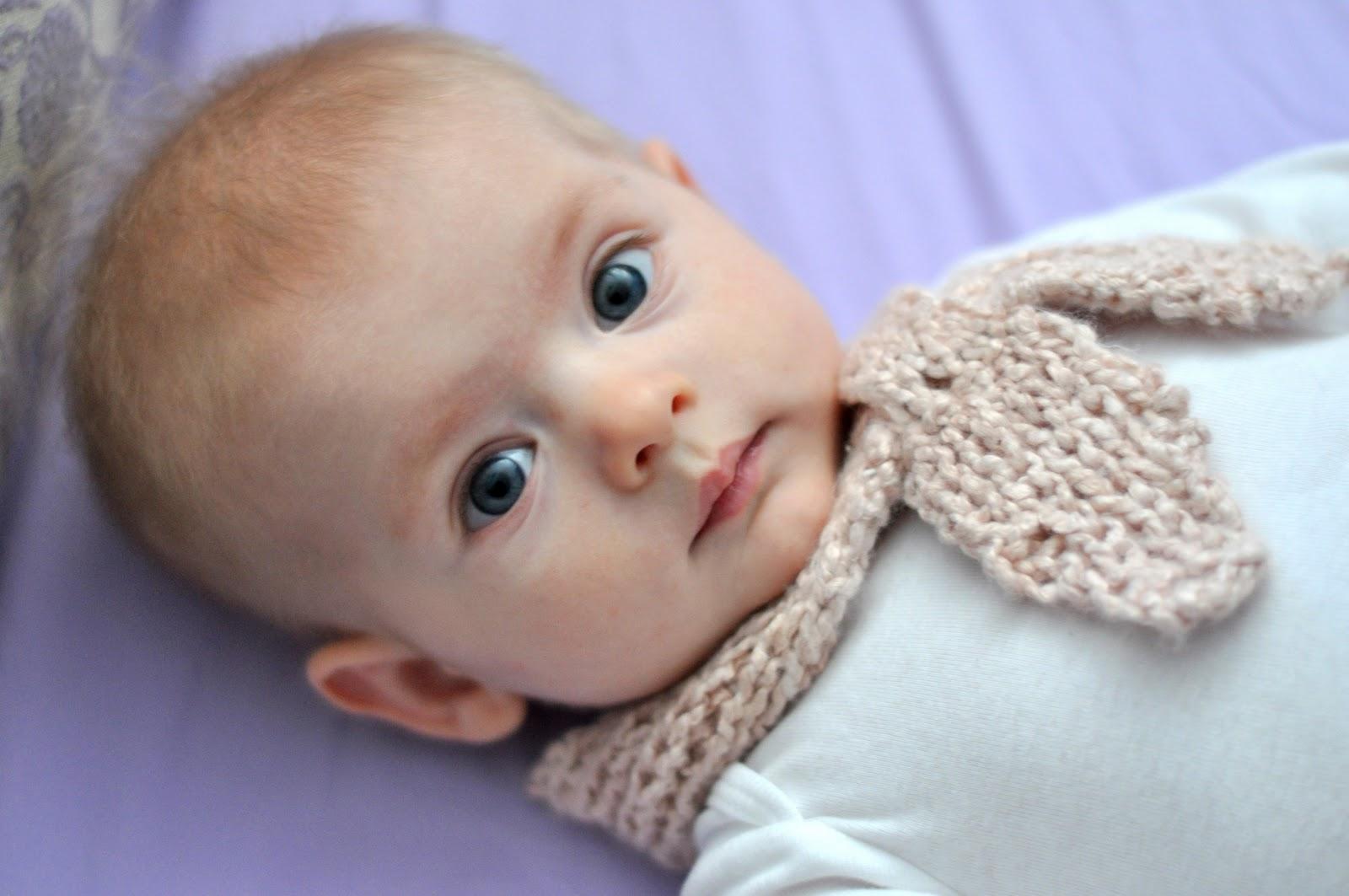 Pattern: Baby Scarflette