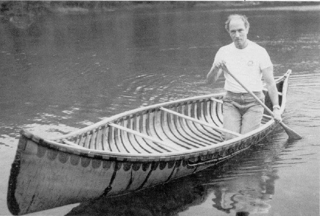 The ascetic in a canoe essay