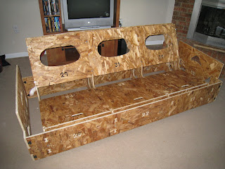 The Blairs Build Your Own Couch