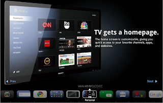 google tv,Intel, Sony, Logitech