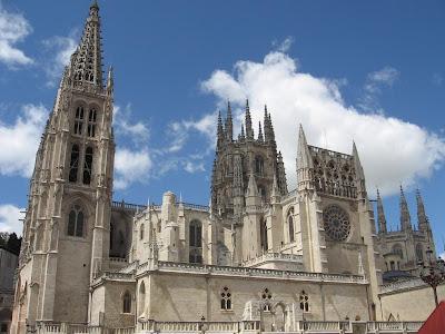 spanish gothic art and architecture