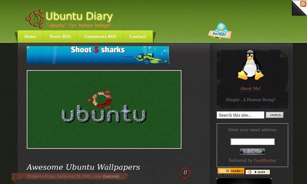 Ubuntu Diary