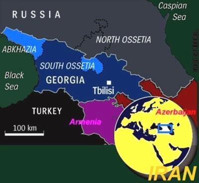 The Reference Frame Russia Georgia Abkhazia War - Abkhazia map black sea