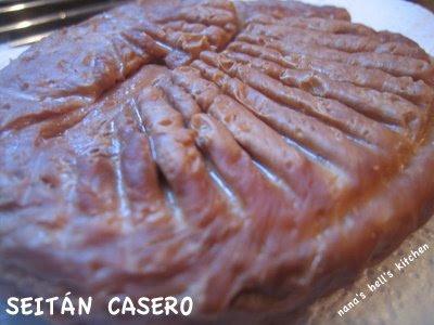 Nana 39 s hell 39 s kitchen seit n casero paso a paso for Como cocinar seitan