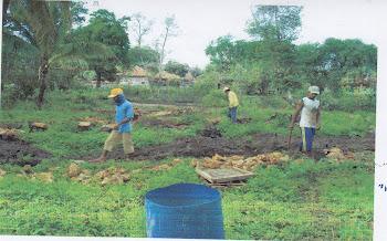 Pembangunan Gedung TK Desa Kertasada menghabiskan 35 Juta ADD 2007