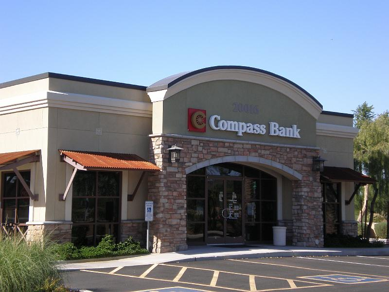 Compass bank | World news