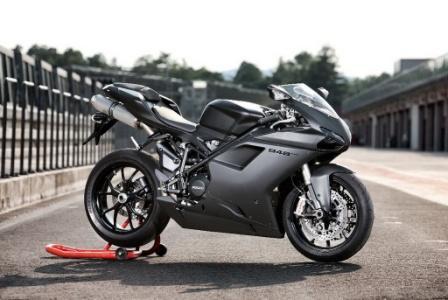 ducati 848 evo white. Ducati 848 Evo Stealth Black.