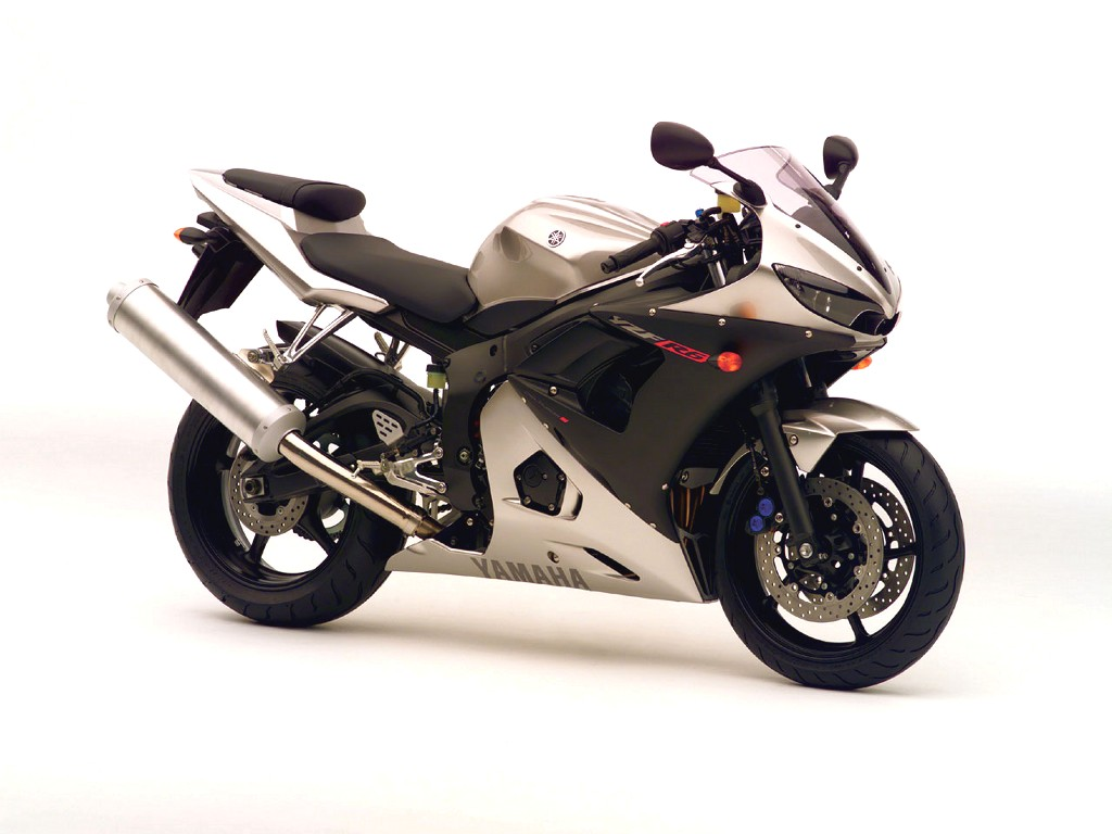 The Yamaha YZF-R6
