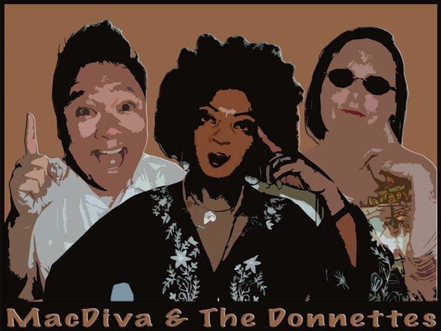 MacDiva & The Donnettes