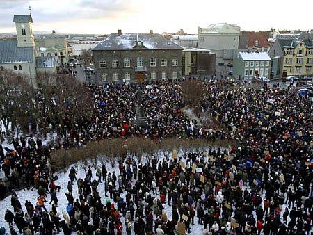 Quand l'Islande réinvente la démocratie