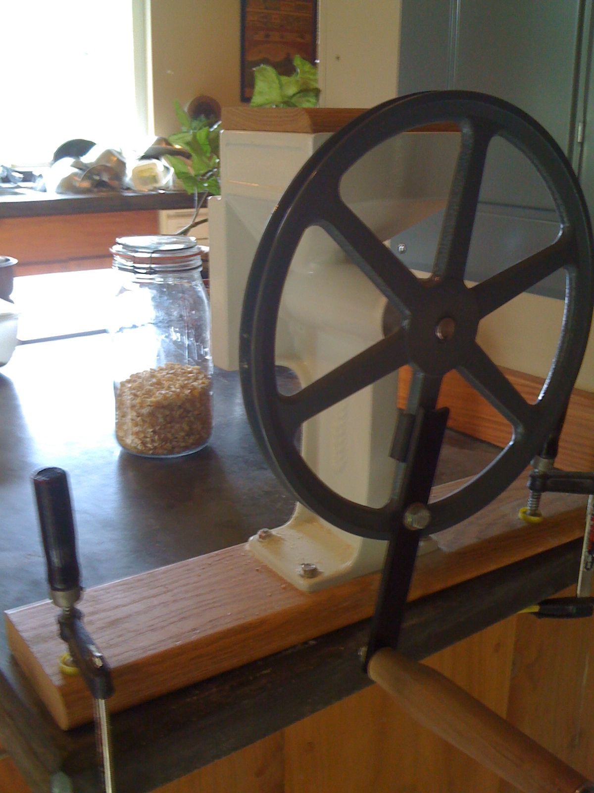 Living Grain Mill