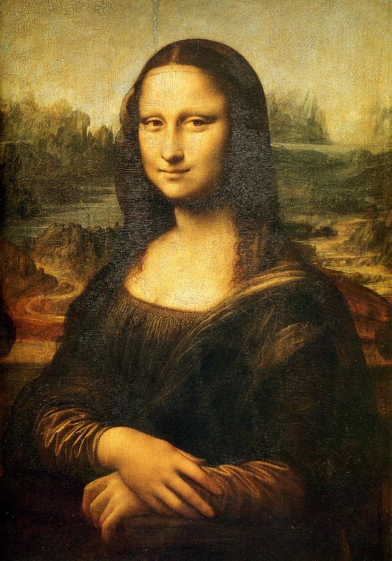 Mona lisa s twilight language