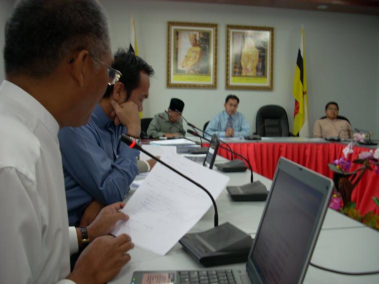 YB OKJP Dato Paduka Hj Muhd Taha bin Abd Rauf dan Hj Haizulrizal Bin Hj Yahya, PTTK,