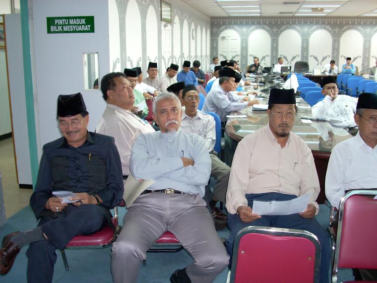 Ketua-Ketua Kampong Daerah Brunei Muara