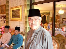 Timbalan Pengerusi Cikgu Hj A.Ahmad Bin Husain