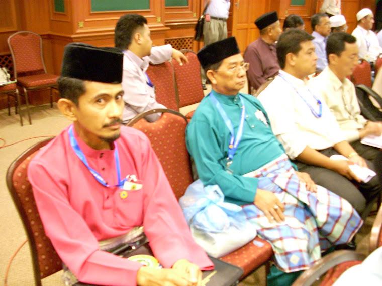 Seminar MPM & MPK di Dewan Plenary, ICC