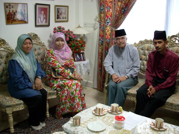 Cikgu Hj Ahmad, Pengerusi Bersama KOKAMI