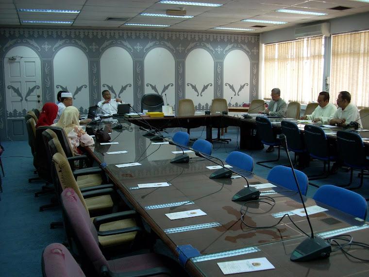 Mesyuarat KOKAMI Sabtu, 06Octl,2007 di Pejabat Daerah BruneiMuara