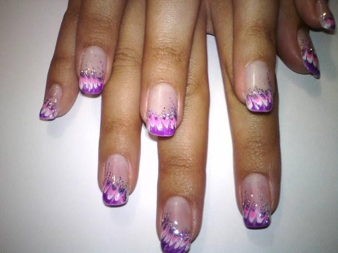 Manicura y estética: Nuevo diseño de uñas \