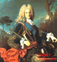 Felipe V - 1º reinado