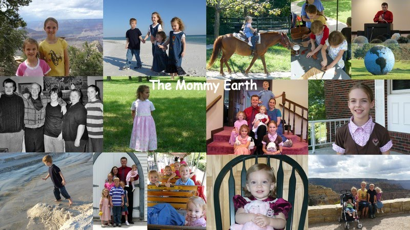 The Mommy Earth