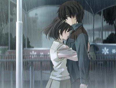 anime Gothic depressed