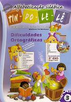 Tin Do Le L   Dificuldades Ortogr  Ficas Volume 3