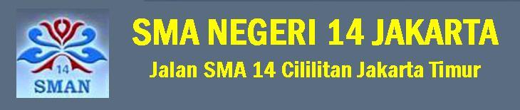 SMA NEGERI 14 - JAKARTA