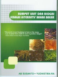 Buku Biogas Rumput Laut, dapatkan di Toko Buku terdekat atau pesan via qq_marinescientist@yahoo.com