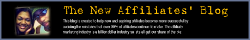 The New Affiliates' Blog