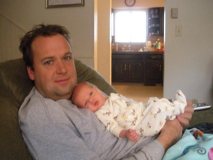 Hayden & Dad