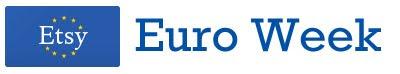Etsy Euro Week Banner