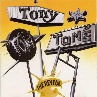 Tony! Toni! Tone! - The Revival (1990) [FLAC]