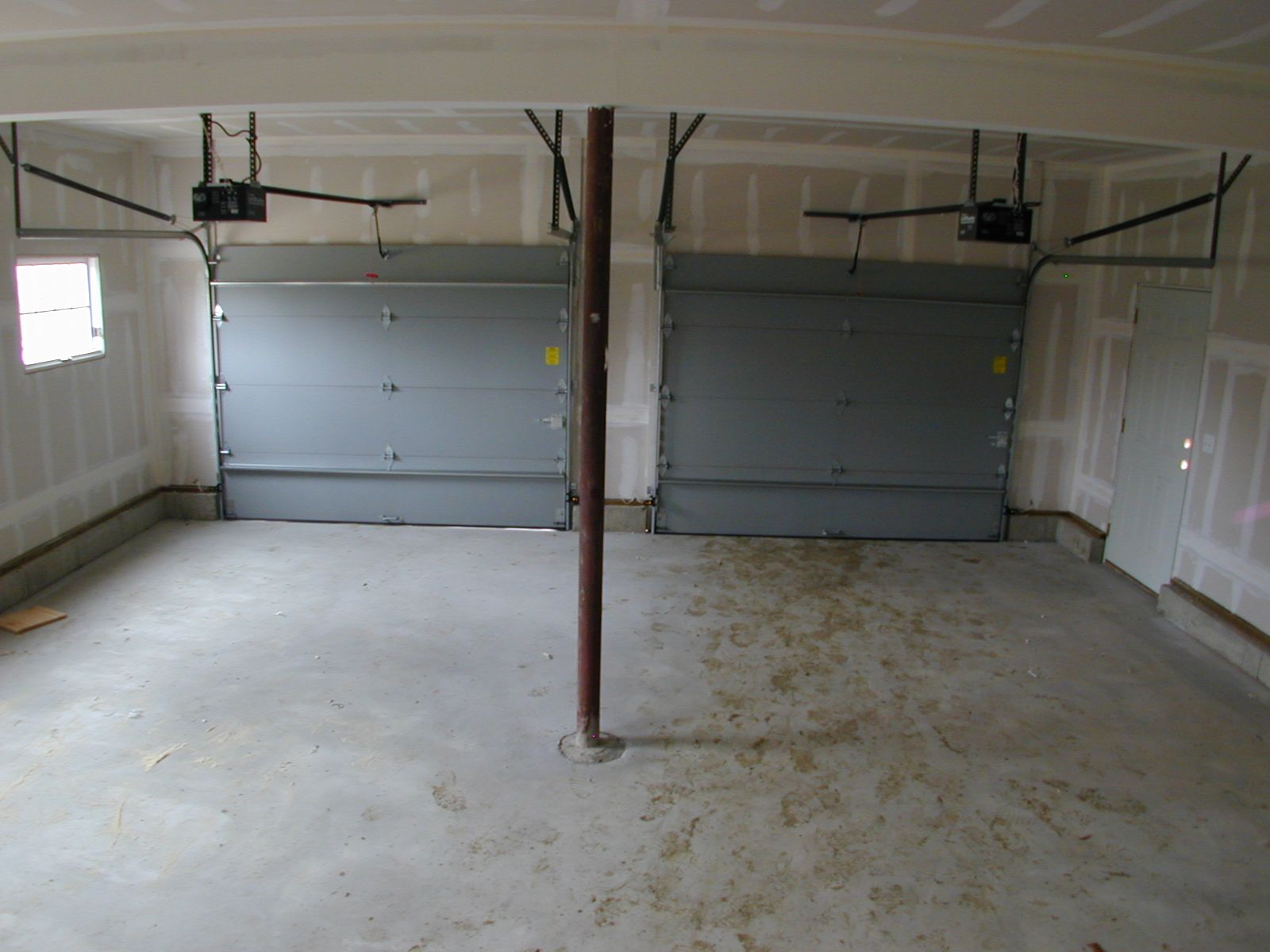 on the drawing board garage conversion