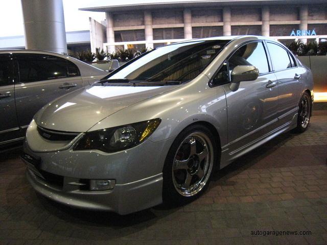 Honda Civic Fd Custom And Modified