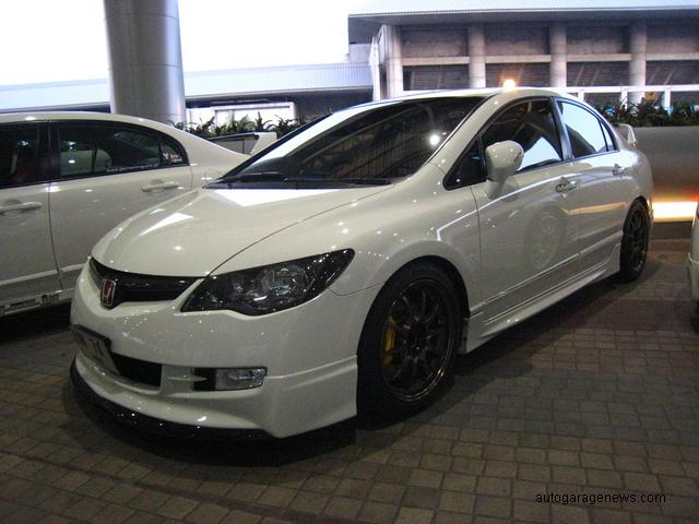 Honda Civic Fd Custom And Modified