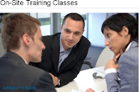 Personal Trainers Onsite IT Training