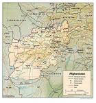 Earthquake in Afghanistan