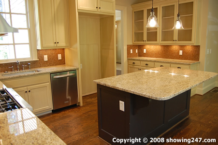 Kitchen on Enzy Living  Alternatives To Ugly Outlets In Kitchen Islands